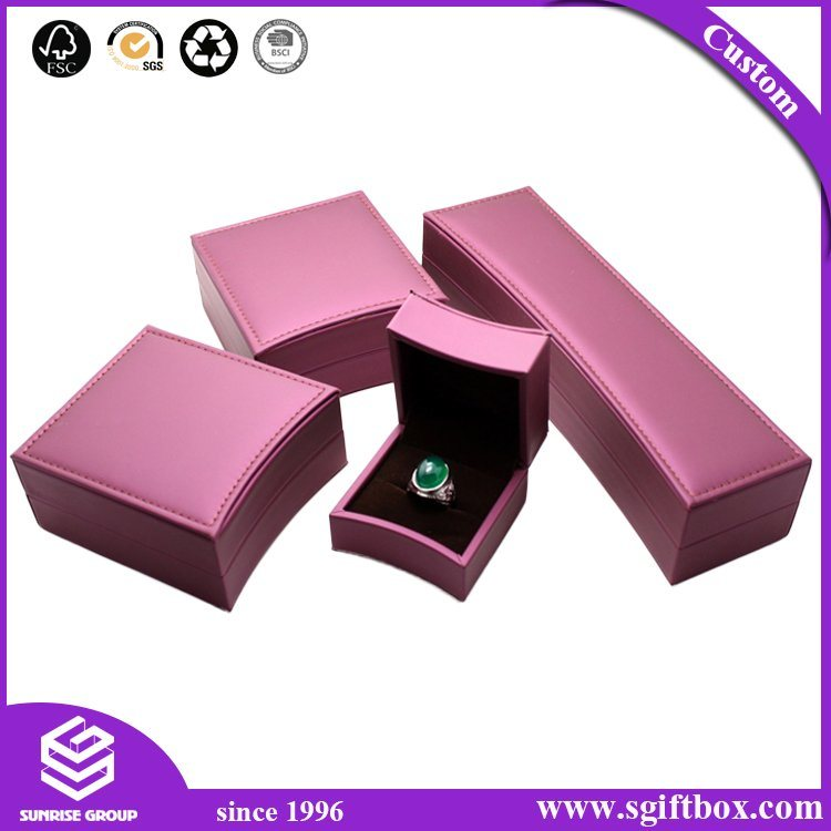 Printed Cardboard Cosmetic Perfume Paper Gift Packaging Jewelry Box