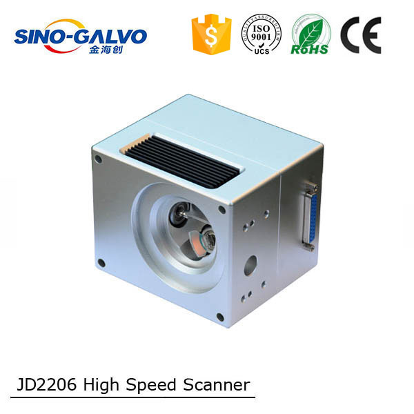 Digital Jd2206A Xy2-100 Laser Head for Laser Marking Machine