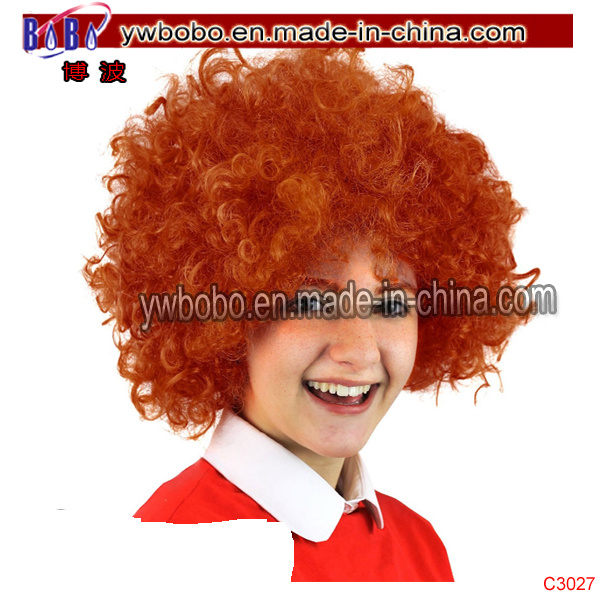 Kids Afro Wig Birthday Novelty Party Supplies (C3027)