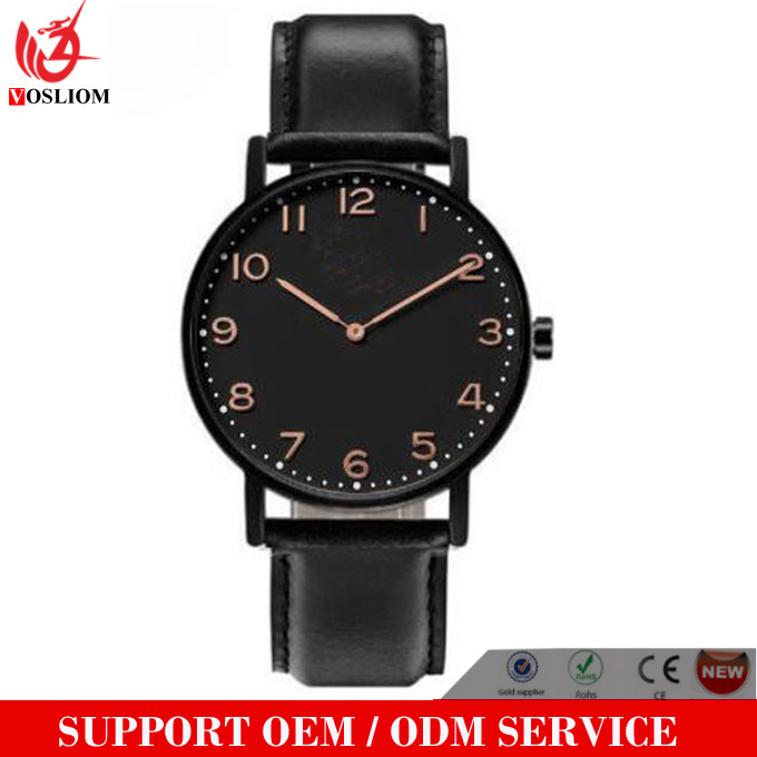 Yxl-463 Custom OEM Watch Promotional Trendy Genuine Leather Dw Style Vogue Watches Bracelet Watches Casual Ladies Quartz Watch