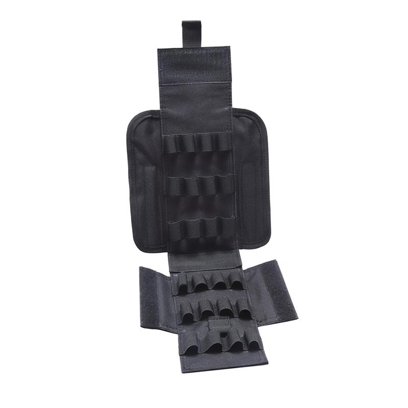 12g 25-Holes Waterproof Hunting Shotgun Shells Bullets Pouch