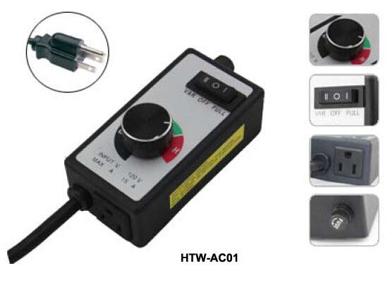 Stepless Single Phase Motor Fan Speed Controller (HTW-AC)