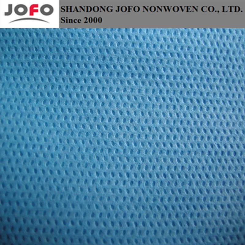 Antistatic SMS Nonwoven Fabric for Protective Clothing