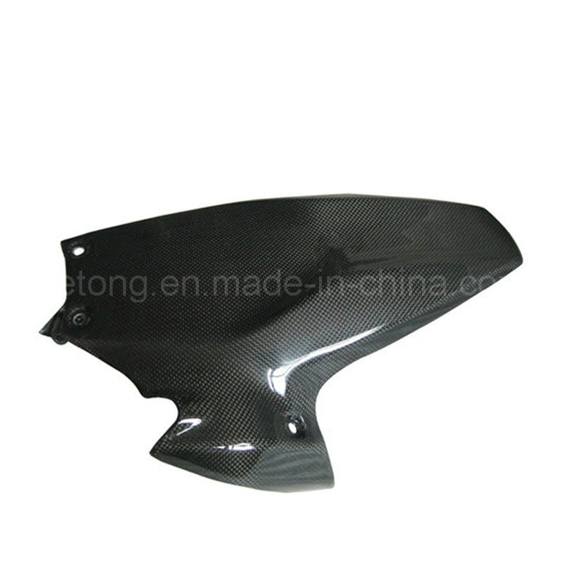 Carbon Fiber Motorcycle Parts Rear Hugger for Ducati Panigale 1199, 1299