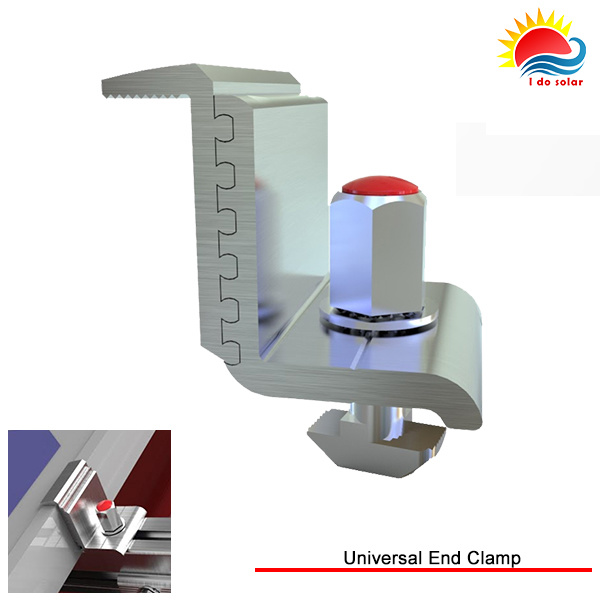 Factory Price PV Panel Solar Bracket of Clamps (ZX049)