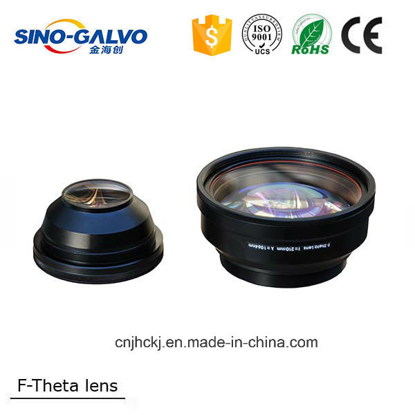 High Quality Optical F-Theta Lens for CO2 Laser
