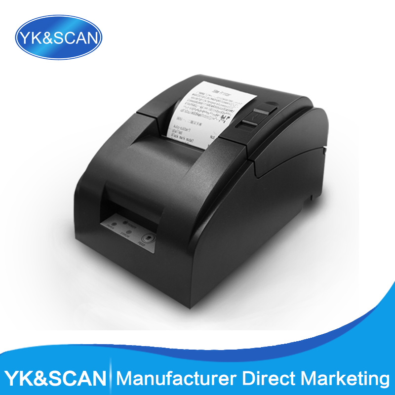 Yk-58m Thermal Printer/POS Printer/Receipt Printer/Slip Printer