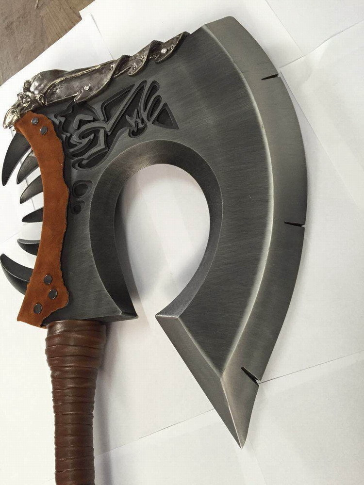 Cosplay Weapon/Wow Replica Axe