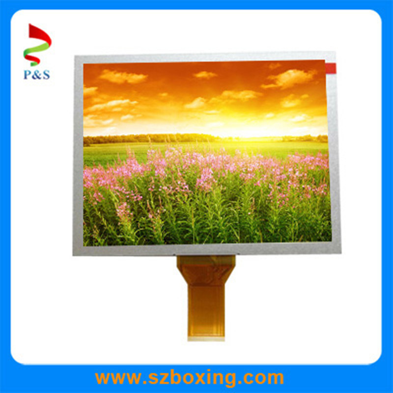 5.7 Inch TFT LCD Screen with Brightness 400CD/M2