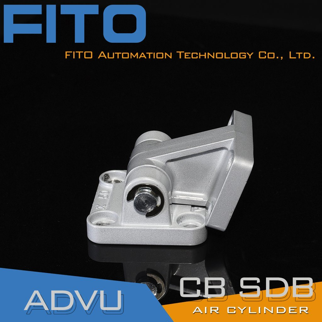 Advu Series Compact Pneumatic Air Cylinder by Festo Type