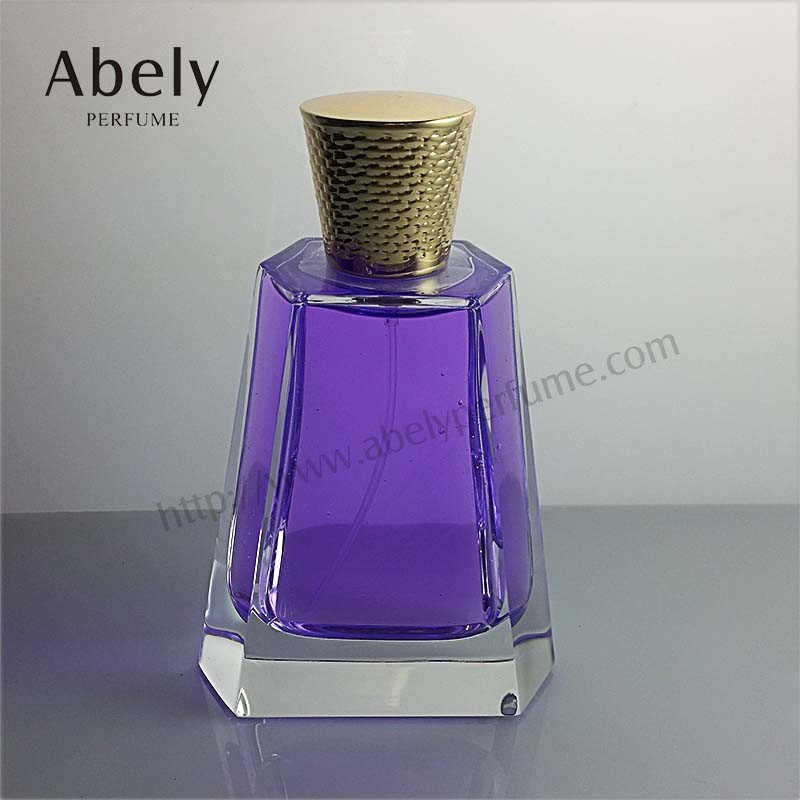 OEM/ODM Luxury Glass Perfume Bottle of Experienced Designer