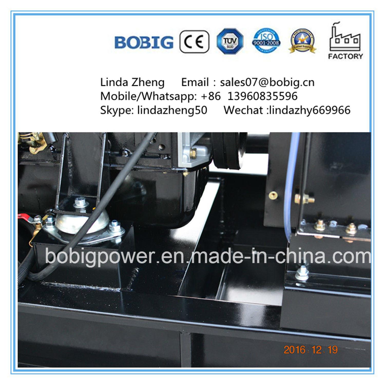 China Yangdong Diesel Generator 10kw 12 5kVA Electric Silent