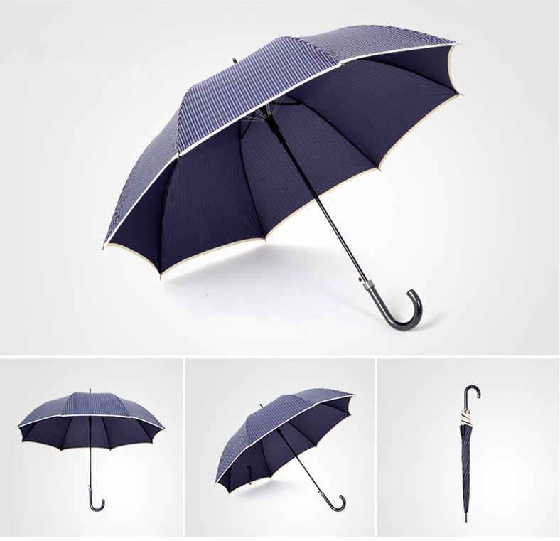 Double Hook Line Straight Umbrella
