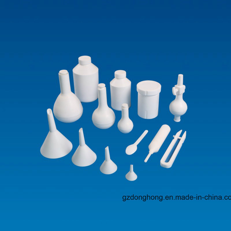 Teflon Beaker Experimental Instruments Plastic Products PTFE Beaker