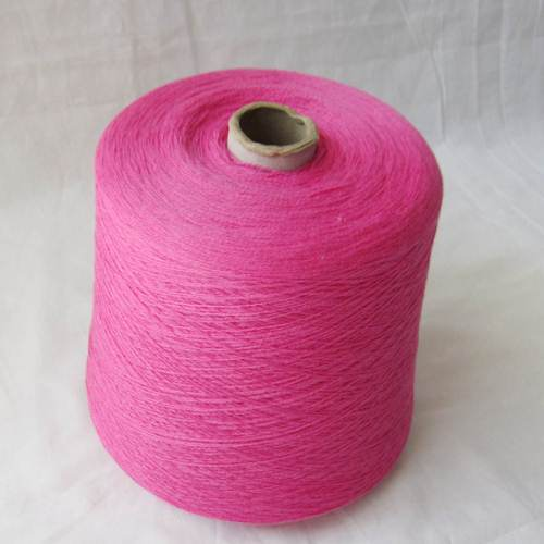 100 Dope Dyed Polyester Yarn FDY for Knitting Yarn