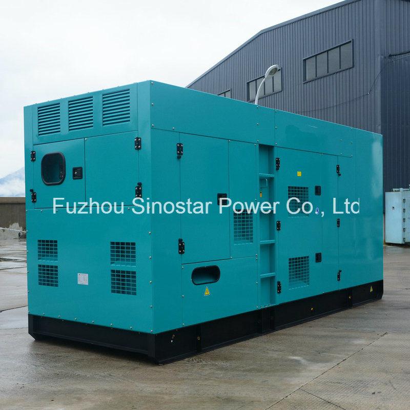 60kw to 500kw Volvo Penta Diesel Power Generator