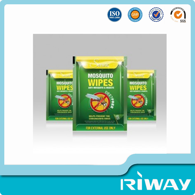 Mosquito Repellent Wipes /Anti Mosquito Wet Wipes