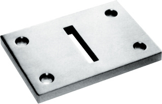 Stainless Handrail Fittings for Based Fittings