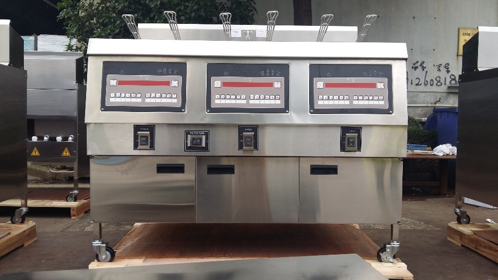 Fryer/Deep Fryer/Commercial Chicken Fryer/Deep Fryer Used Open Restaurant