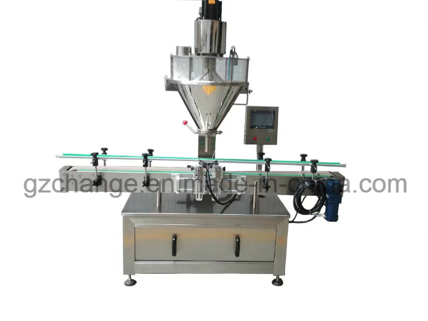 200-4000g Powder Filling Machine with Scale.