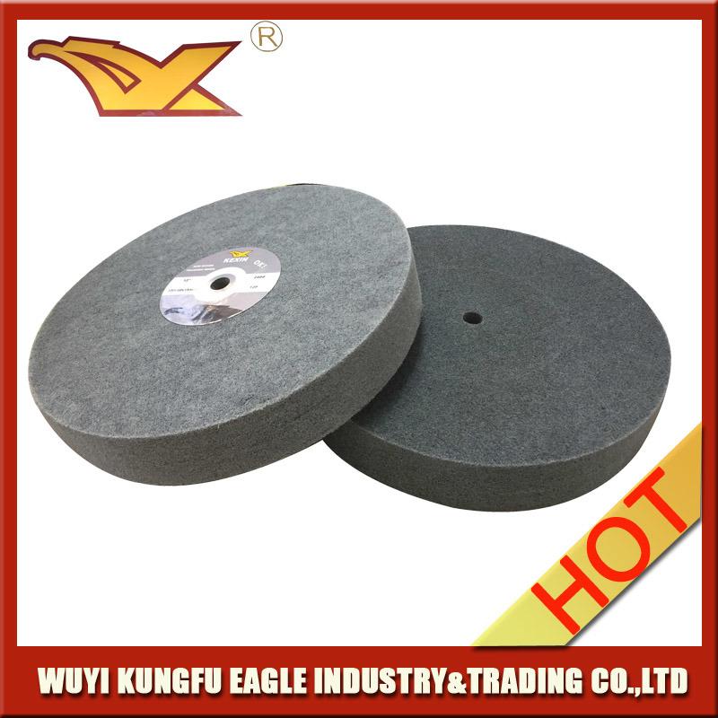 150X25mm Non Woven Polishing Wheel