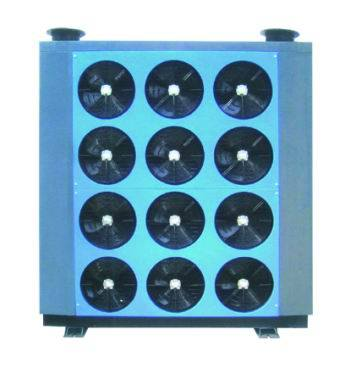 Qfl Air-Filled Type Compressed Air Cooler