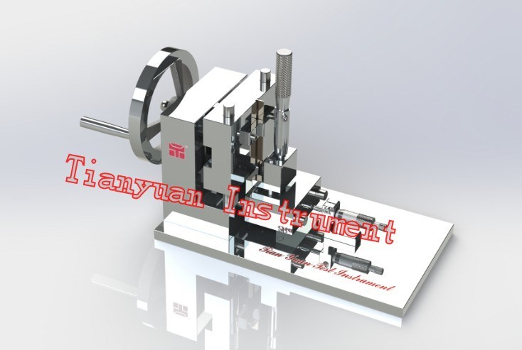 Ty-5001 (A) Manual/Automatic Notching Machine