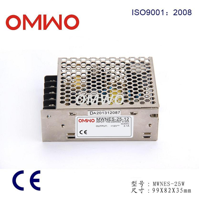 All Kinds 24V 25W LED Driver Nes Switching Power Supply