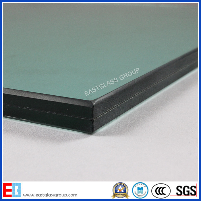 6.38mm 8.76mm 12.76mm Clear and Colored Patterned Laminated Glass (EGLM001)