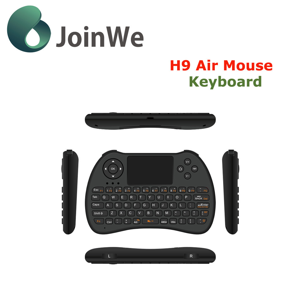 H9 Air Mouse Wireless Mini 2.4GHz Mini Keyboard