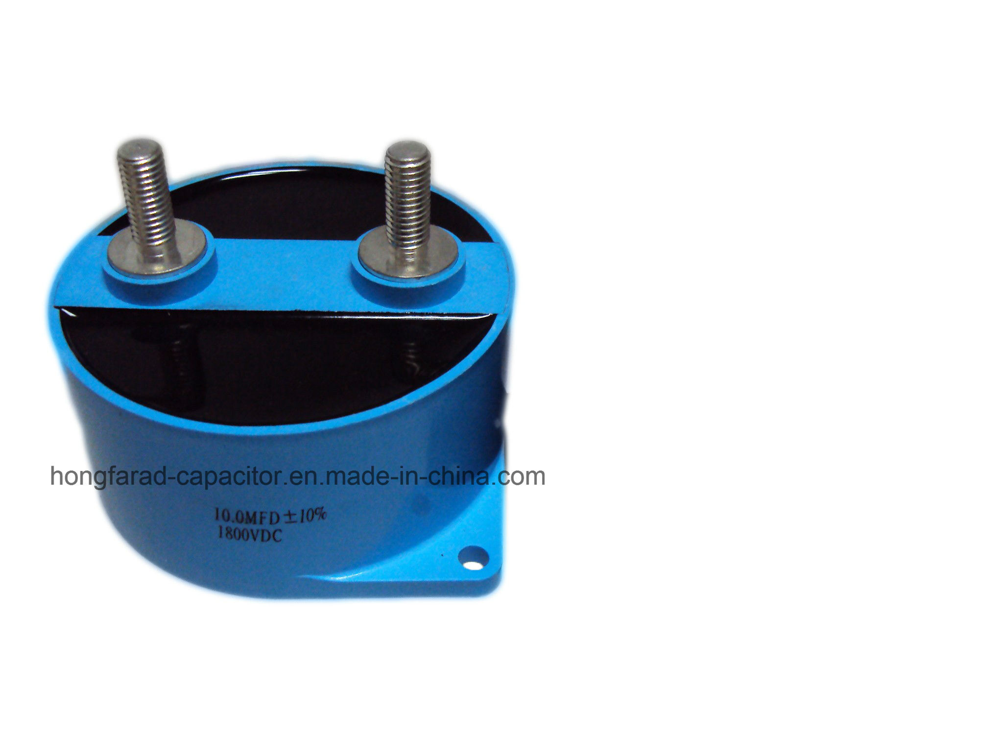 DPA DC Link Power Capacitor for Rectifier-Inverter System
