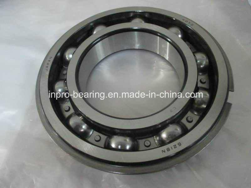 High Precision Industrial Deep Groove Ball Bearing Koyo 6215, 6216, 6217, 6218, 6219 Zz/2RS