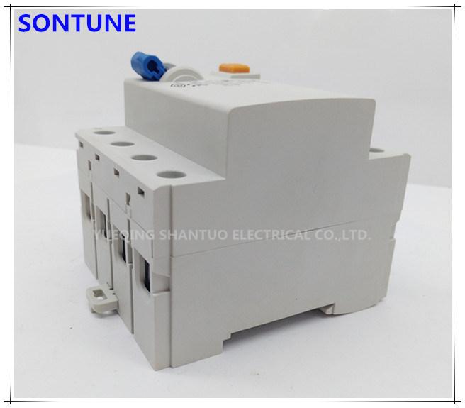 Sontune Stid Series RCCB 2p 4p Residual Current Circuit Breaker