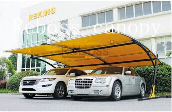 High-Quality Carport/ Canvas Top/Calash/Hood Top/Canopy for Vehicle