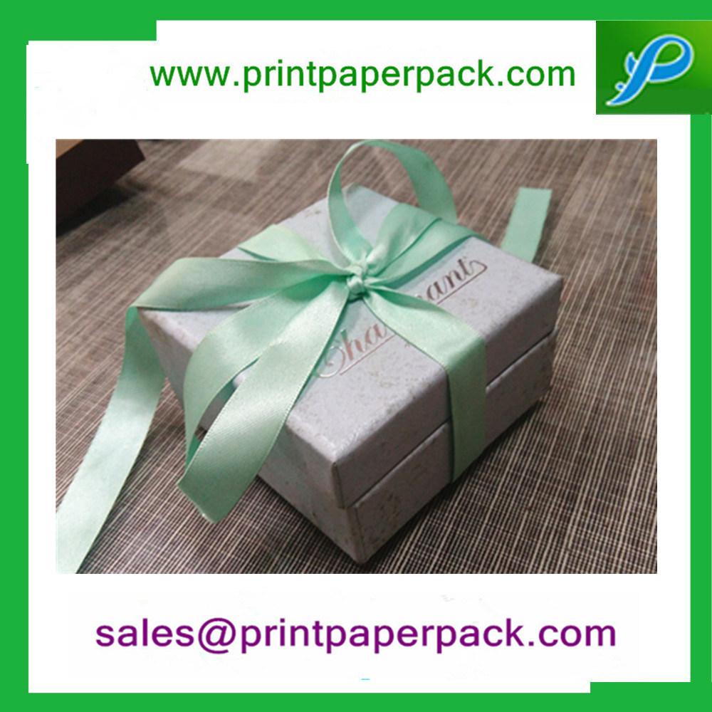 Custom Jewelry Earring, Necklace, Bracelet, Watch Cardboard Gift Boxes