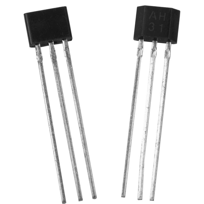 Bipolar Intergrated Circuit, Ah3051, Hall Effect IC, Sensor, Hall Effect Sensor, Speed Sensor, BLDC Motor Sensor,