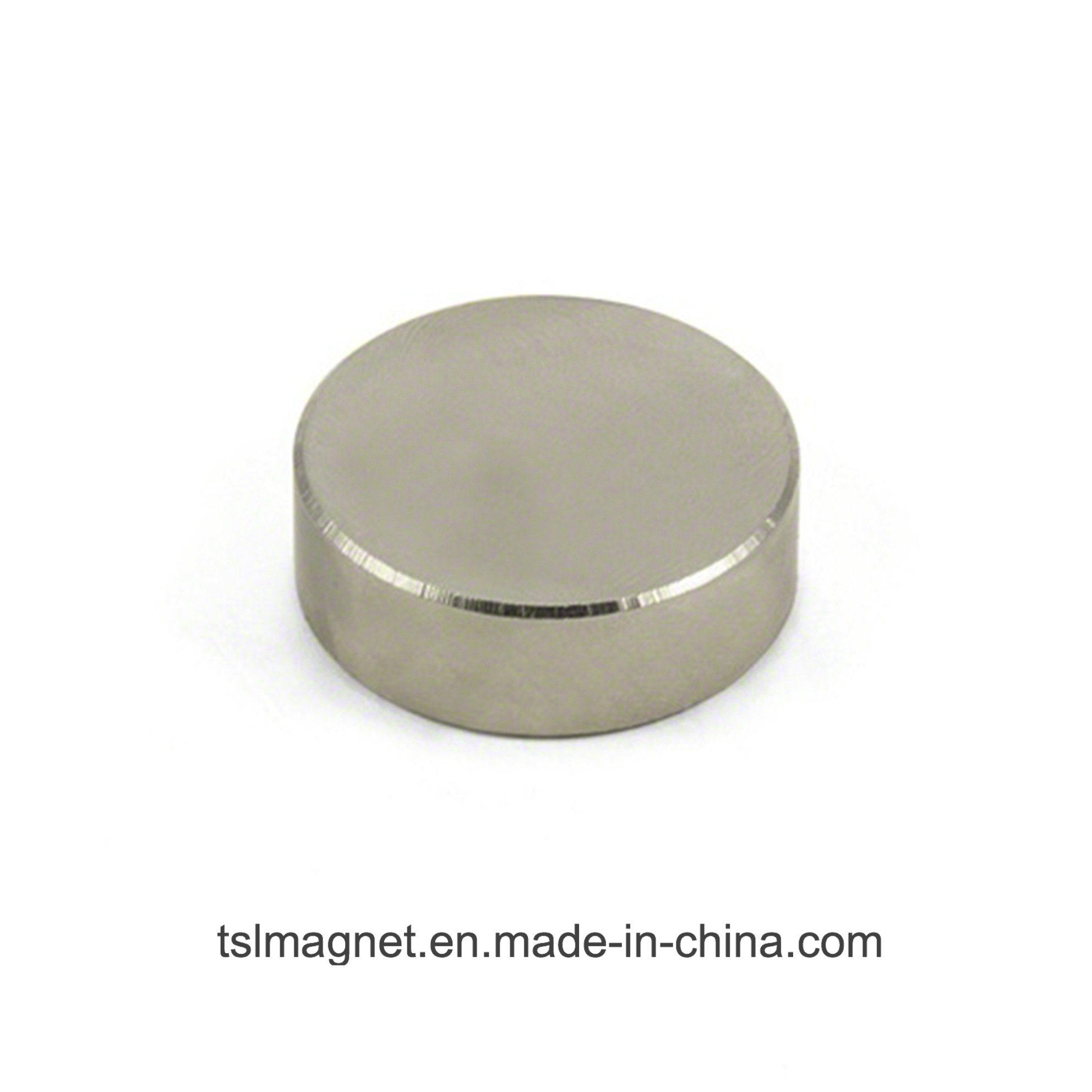 Powerful Permanent Sintered Neodymium Magnet for Bracelet (N35UH)