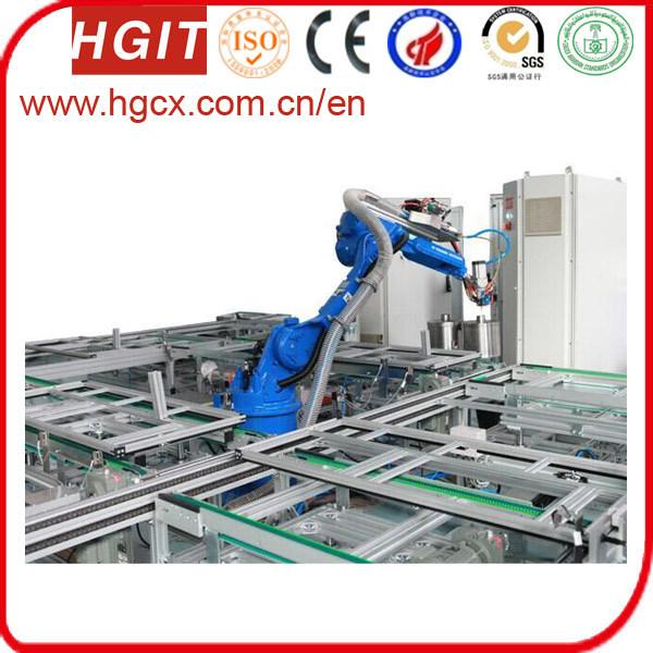 Customized Automatic PU Foam Sealing Robot Dispender