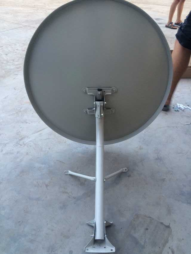 Ku-Band Satellite Antenna 80cm with SGS Certification