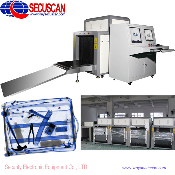 Multi-View X Ray Baggage Scanner--3D (New)