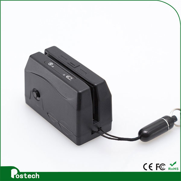 Portable Mini Magnetic Stripe Card Reader Mini300