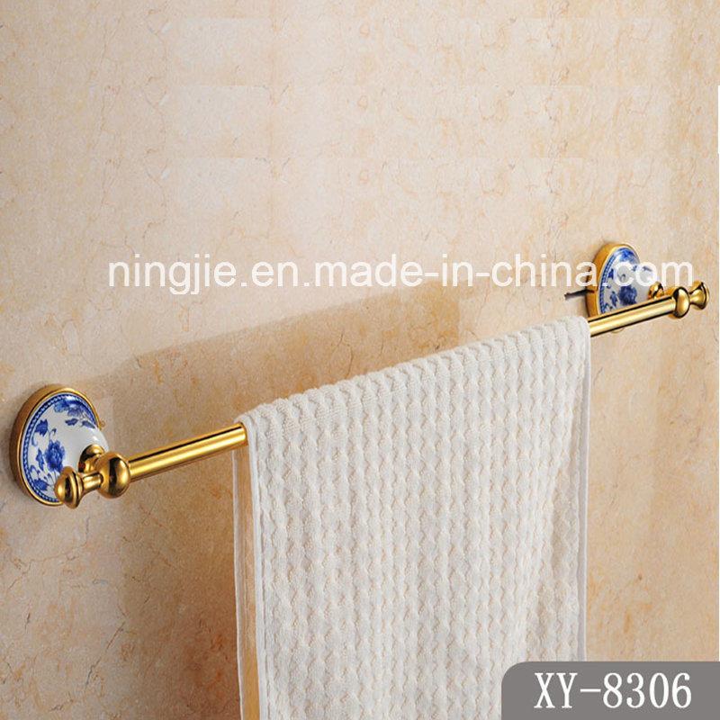 Golden Color Bathroom Accessories (A-8306)