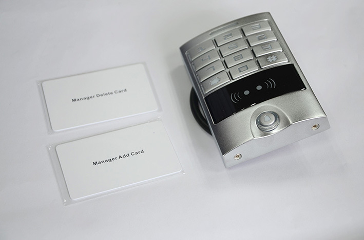 IP66 Waterproof Standalone Door Access Control Keypad