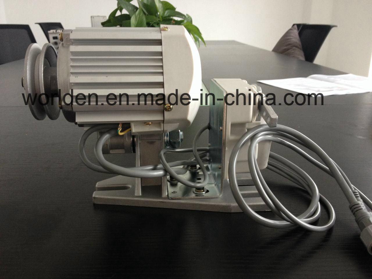 Wd-990jm Split Type Energy Saving Motor for Industrial Sewing Machine
