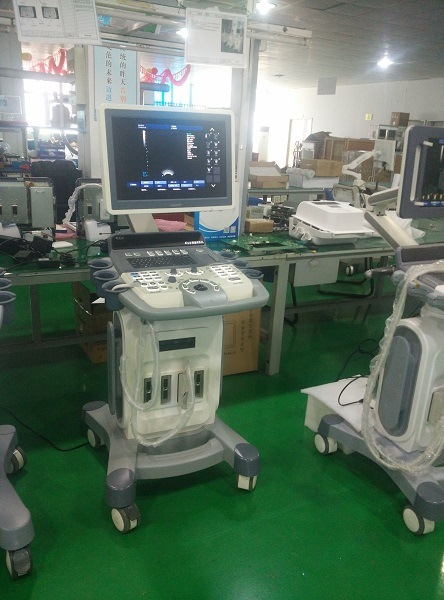 Competitive Price Huc-800 4D Color Doppler Ultrasound 4D Diagnostic Ultrasound System
