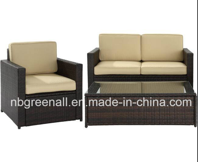 Deep Seating Group Rattan Used Wicker Furniture