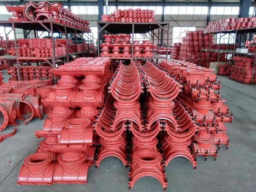 Pipe Hot Tapping Saddle for Manual Hot Tapping Machine, Tapping Tee, Branch Saddle