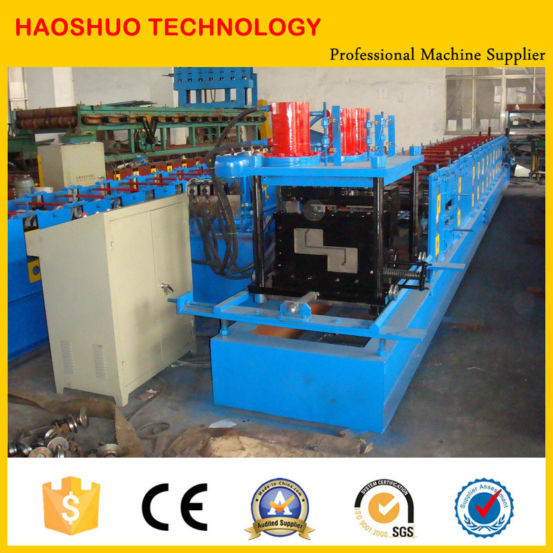 Z Purlin Forming Machine