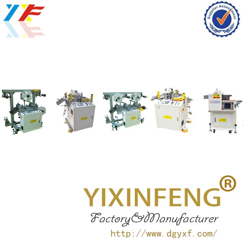 Automatic Computer Press Film Paper Die Cutter Cutting Machine