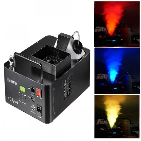 DJ Equipment LED CO2 Jet Stage Effect Machine